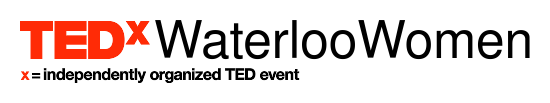 TEDxWaterlooWomen Logo